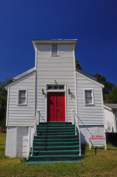 St. Hebron Baptist Church - Rockingham County, VA - 2009