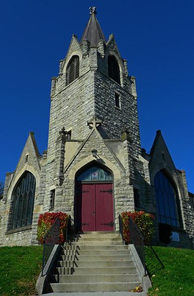 St. Peter's Lutheran Church - Shepherdstown, WV - 2011