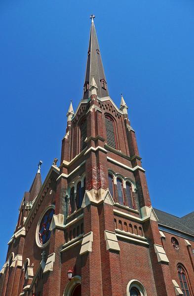 First Presbyterian Church - Warren, OH - 2011