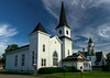 First Baptist Church and Franklinville Presbyterian Church - Franklinville, NY - 2017