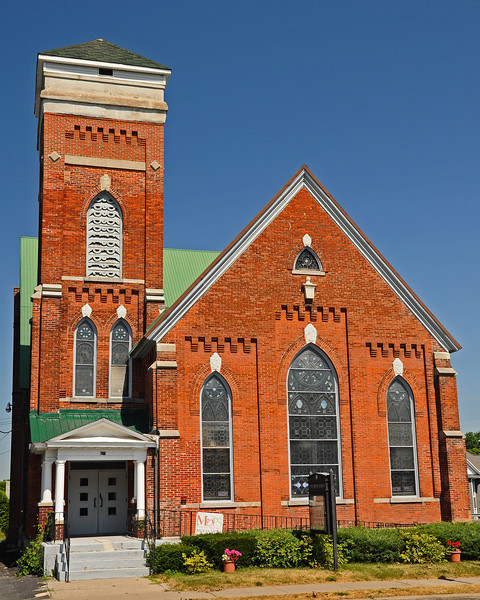 First Baptist Church - Carthage, NY - 2012