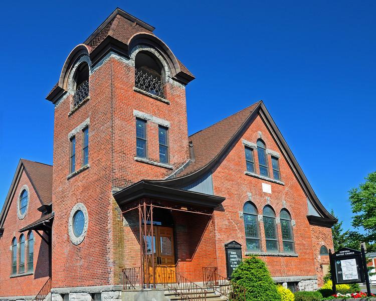 Lowville Baptist Church - Lowville, NY - 2012