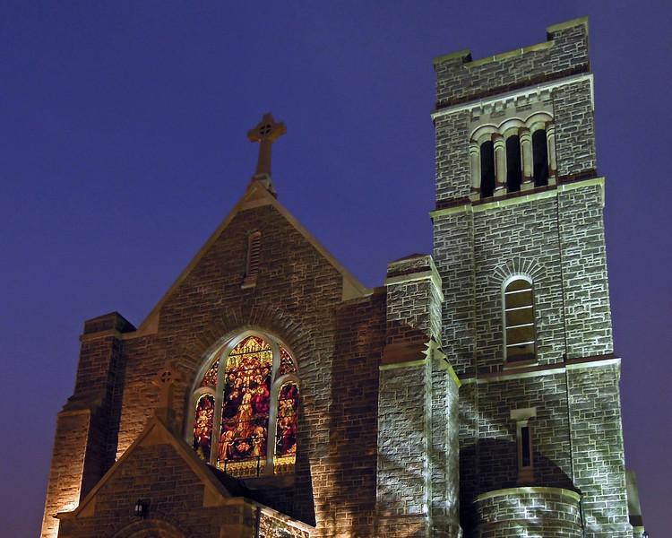 Our Lady Star of the Sea Roman Catholic Church - Cape May, NJ - 2012