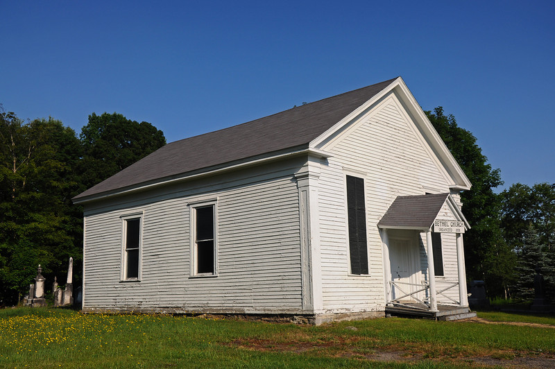 Bethel Church - Oneida County, NY - 2012