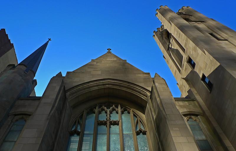 St. Luke's Lutheran Church - Manhattan - 2011