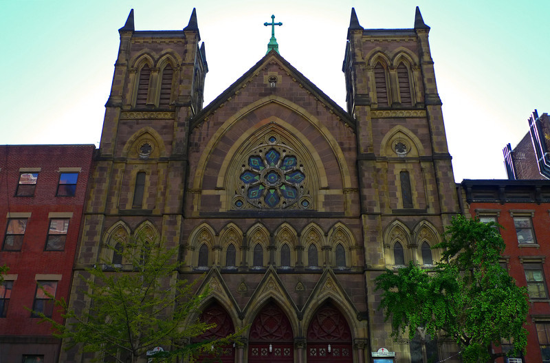 Our Lady of Guadalupe Church - Manhattan - 2011