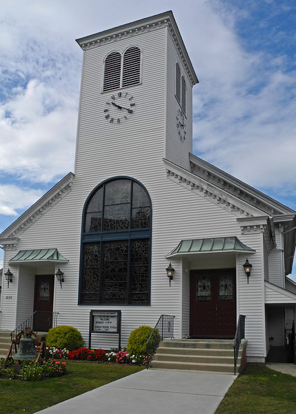 Cape May United Methodist Church - Cape May, NJ  - 2012