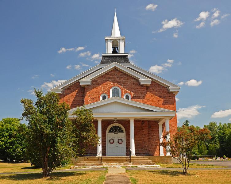 United Methodist Church - Raymondville, NY - 2012