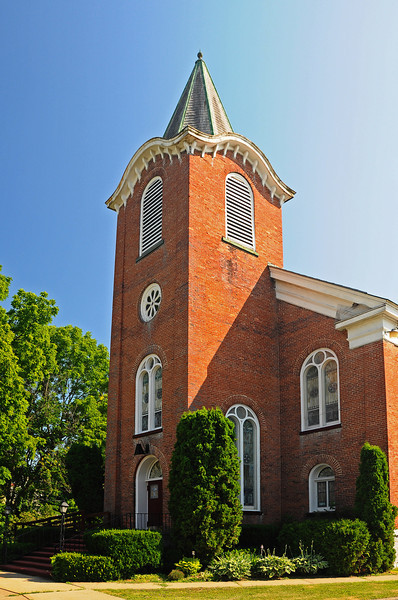 Lowville United Methodist Church - Lowville, NY - 2012