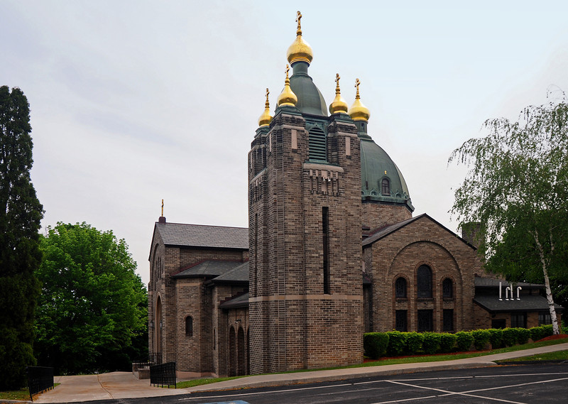 Saints Peter & Paul Orthodox Church - Syracuse, NY - 2013