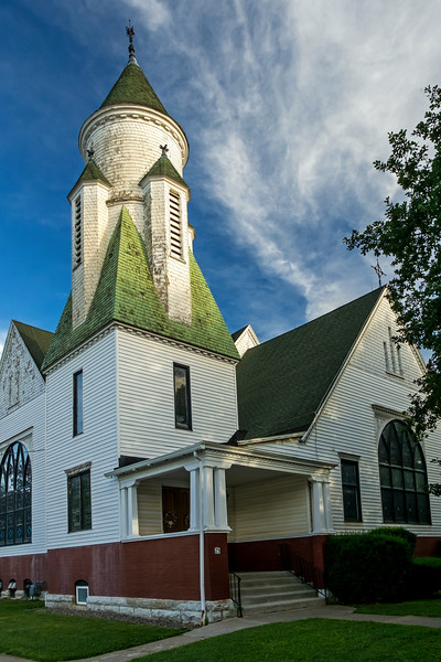 Franklinville Presbyterian Church - Franklinville, NY - 2017
