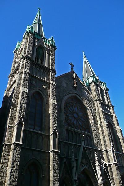 Croation Church of St. Cyril - Manhattan - 2008
