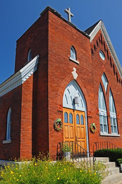 Grace Church (Episcopal) - Carthage, NY - 2012