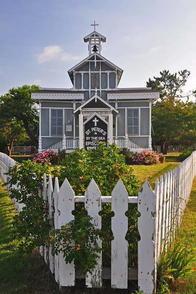 St. Peter's by-the-Sea Episcopal Church - Cape May Point, NJ - 2010