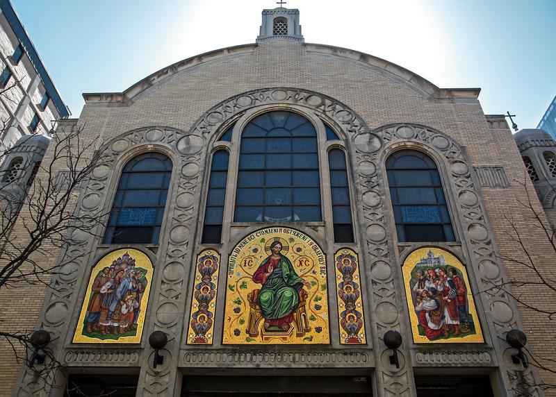 St. George Ukrainian Catholic Church - East 7th. Street - Manhattan - 2015