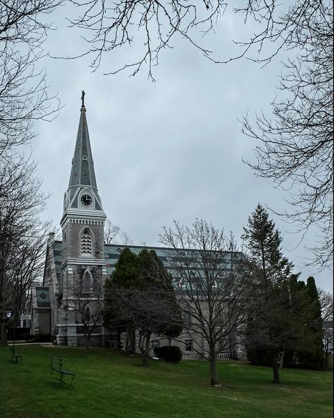 St. James Episcopal Church - Skaneateles, NY - 2018