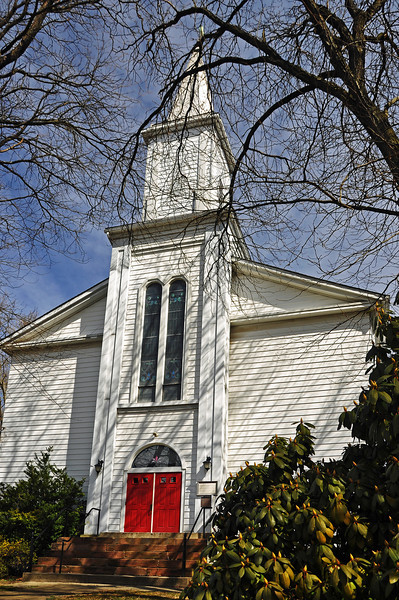 First Presbyterian Church - Bloomsbury, NJ - 2012