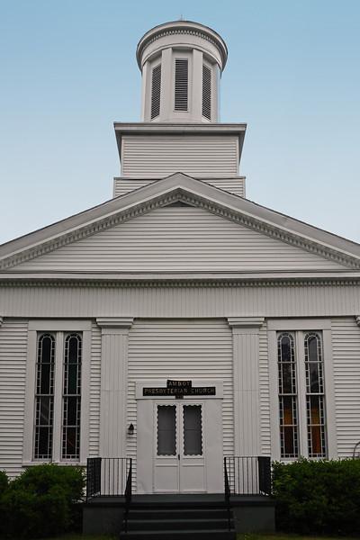 Amboy Belle Isle United Church - Syracuse, NY - 2013