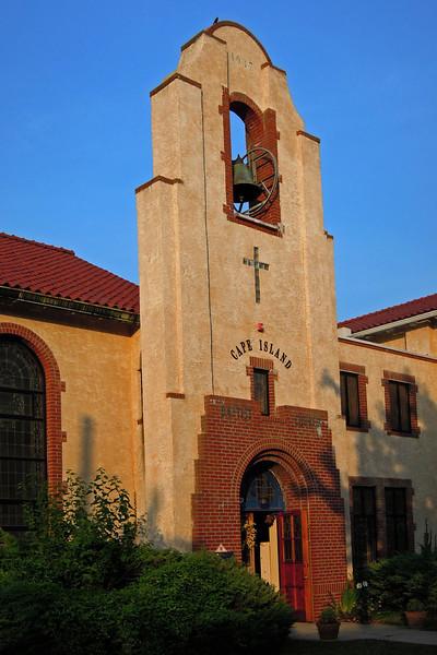 Cape Island Baptist Church - Cape May, NJ - 2012