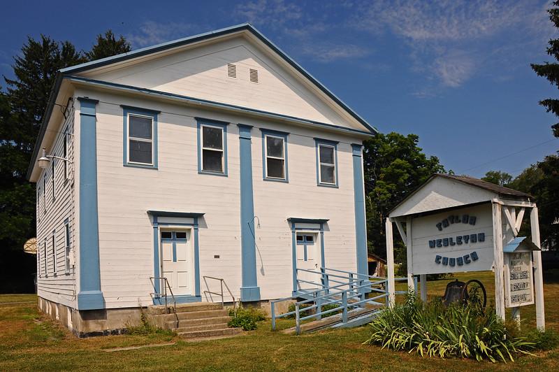Taylor Wesleynn Church - Taylor, NY - 2012