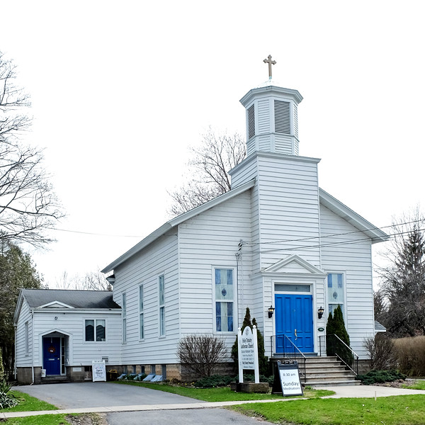 Holy Trinity Lutheran Church - Skaneateles, NY - 2018