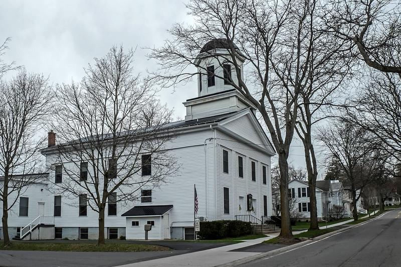 First Baptist Church - Skaneateles, NY - 2018