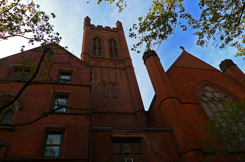 General Theological Seminary - Chelsea- NYC - 2011