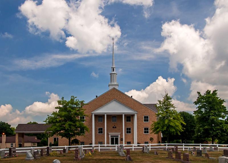 Kidron Mennonite Church - Kidron, OH - 2016
