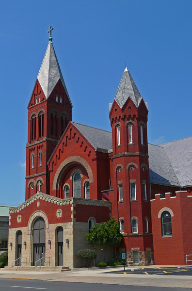 St. Mary's Church - Warren, OH - 2011