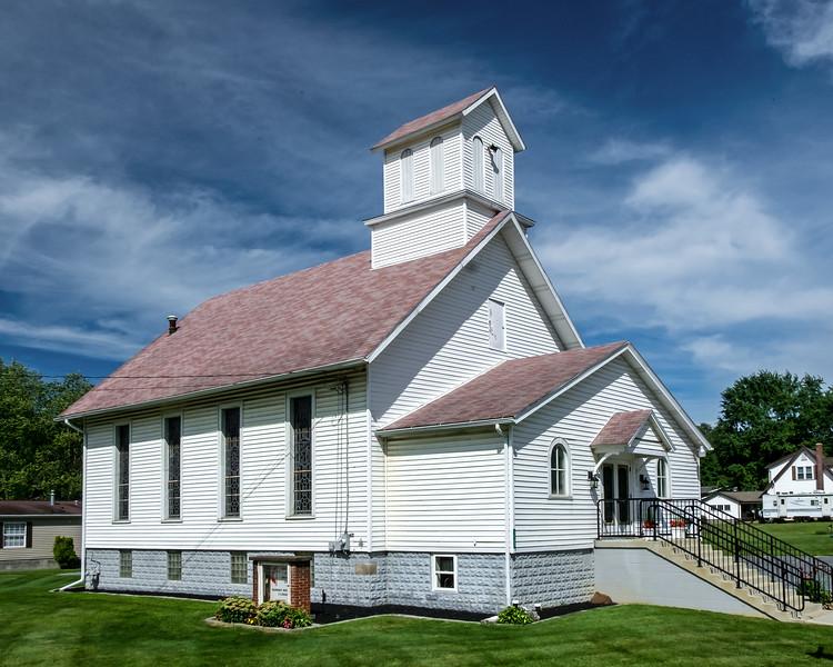 Brockport United Methodist Church - Brockport, PA - 2017