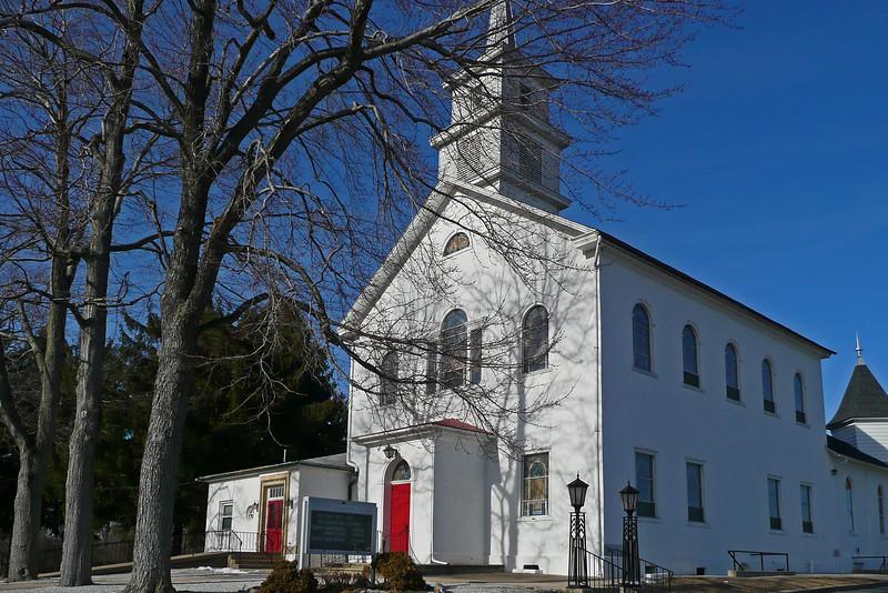 Western Salisbury Church - Lehigh County, PA - 2008
