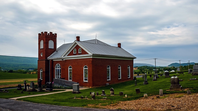 Christ Lutheran Church - Snyder County, PA - 2019
