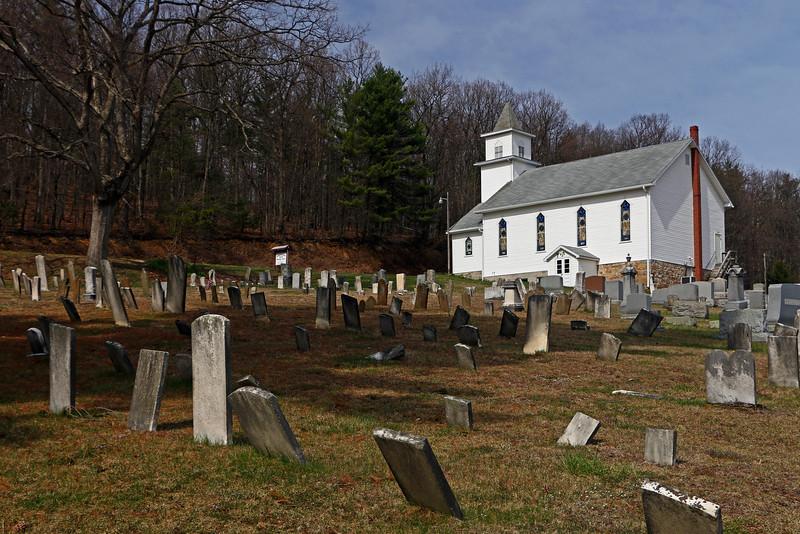 Susquehanna Valley Mennonite Chruch - Juniata County, PA - 2014
