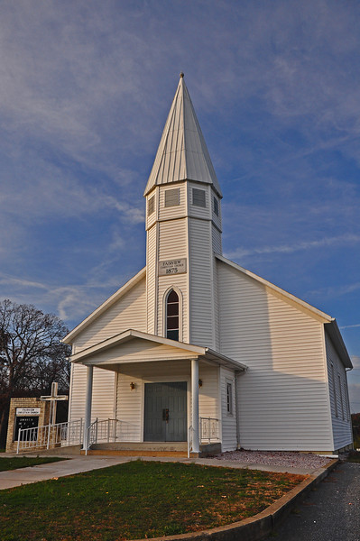 Fairview Christian Church - Ingelsmith, PA -2010
