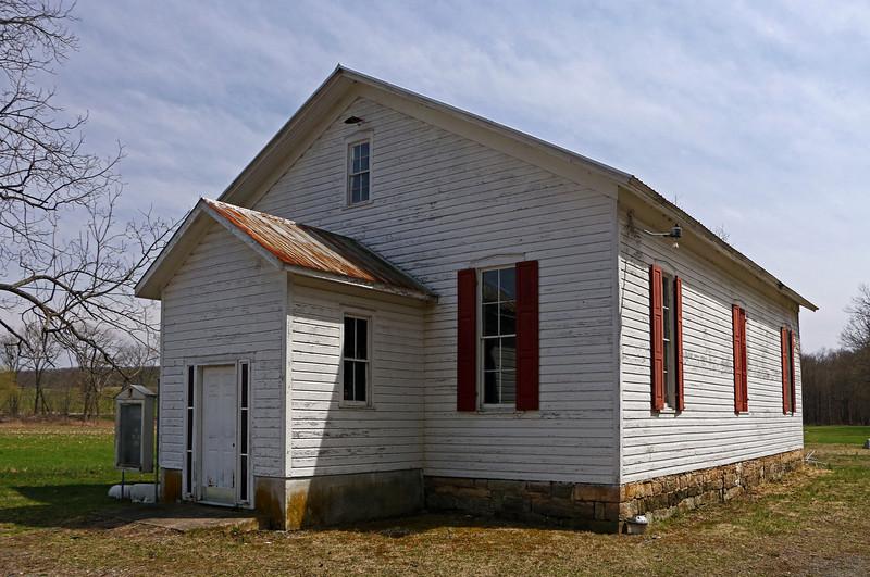 Oriental Church - Oriental, PA - 2014