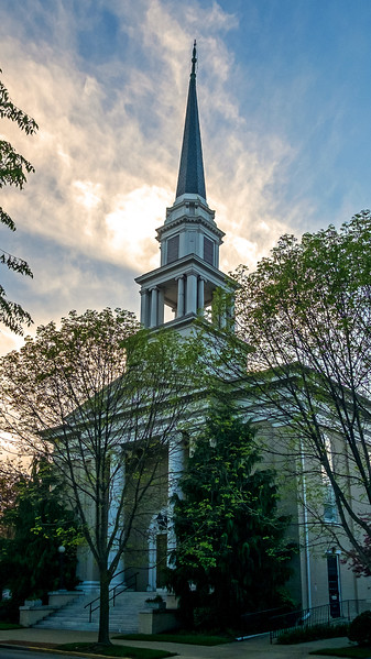 First Presbyterian Church - Lewisburg, PA - 2017