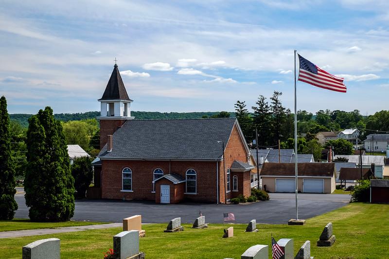 St. John's Lutheran Church - Mt. Pleasant Mills, PA - 2019