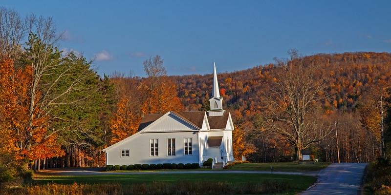 North Jackson United Methodist Church - North Jackson, PA - 2014