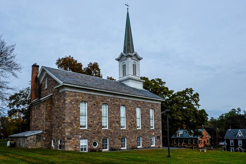 St. John's United Church of Christ - Riegelsville, PA - 2018
