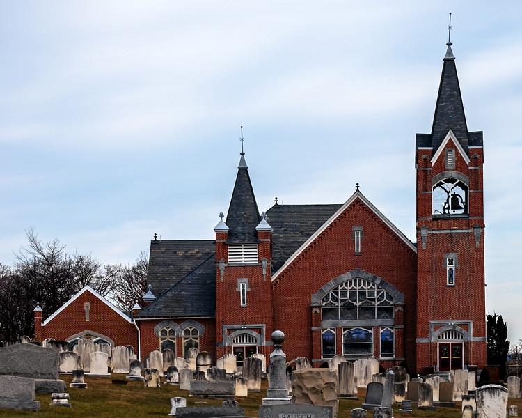 Zion's Church - Berks County, PA - 2016