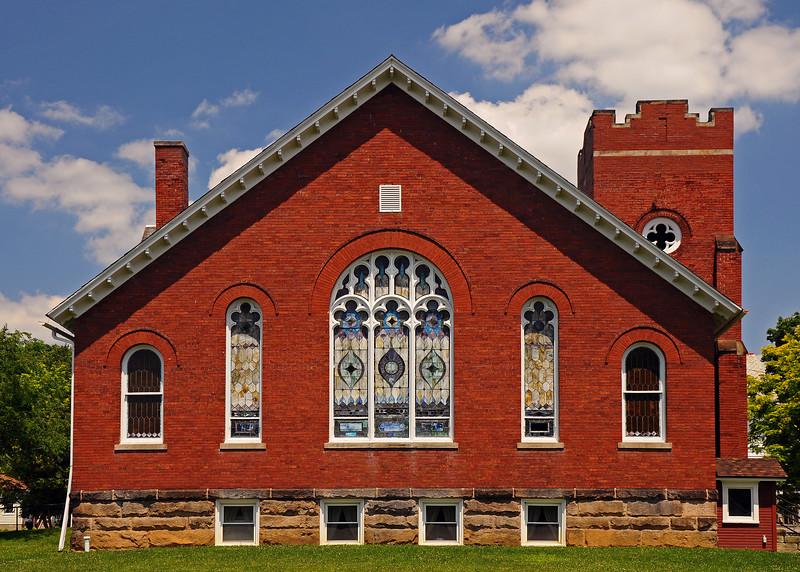 St. Phillip's United Methodist Church - Big Run, PA - 2013