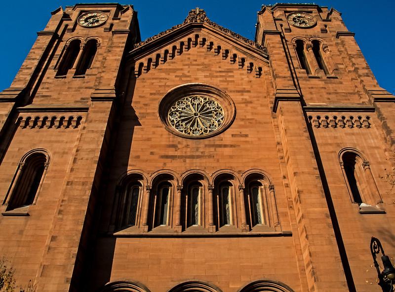 St. George's Church - E. 16th. Street - Manhattan - 2014