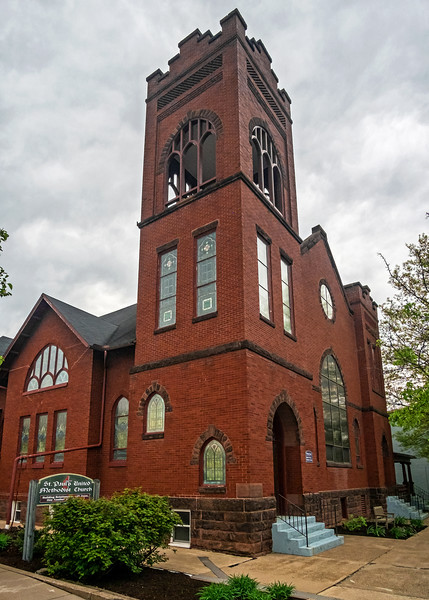 St. Paul's United Methodist Church - Lewisburg, PA - 2017