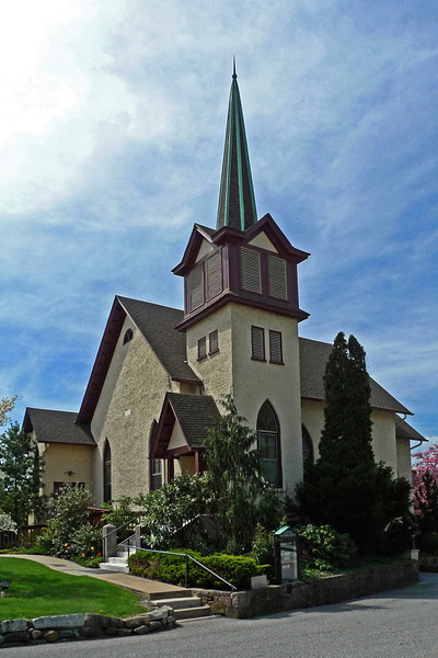 St. Peter's United Church of Christ - Knauertown, PA - 2012