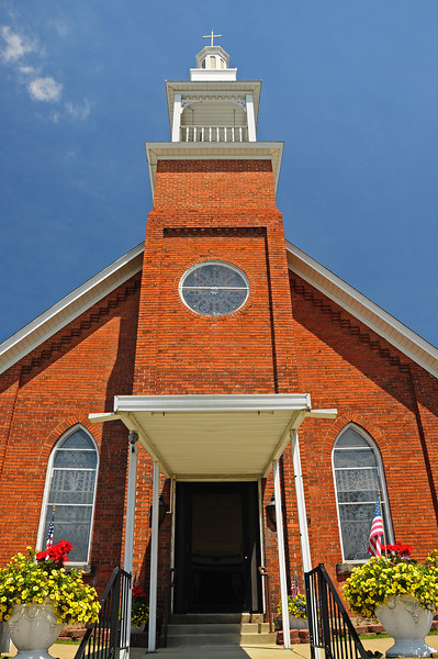 Grace United Methodist Church - Sykesville, PA - 2013