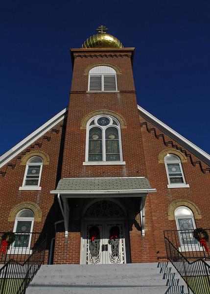Assumption of Virgin Mary Ukrainian Orthodox Church - Northampton, PA - 2013