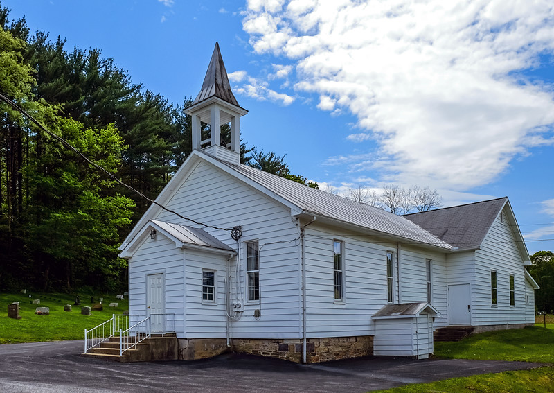 Mt. Zion United Methodist Church - Juniata County, PA - 2019