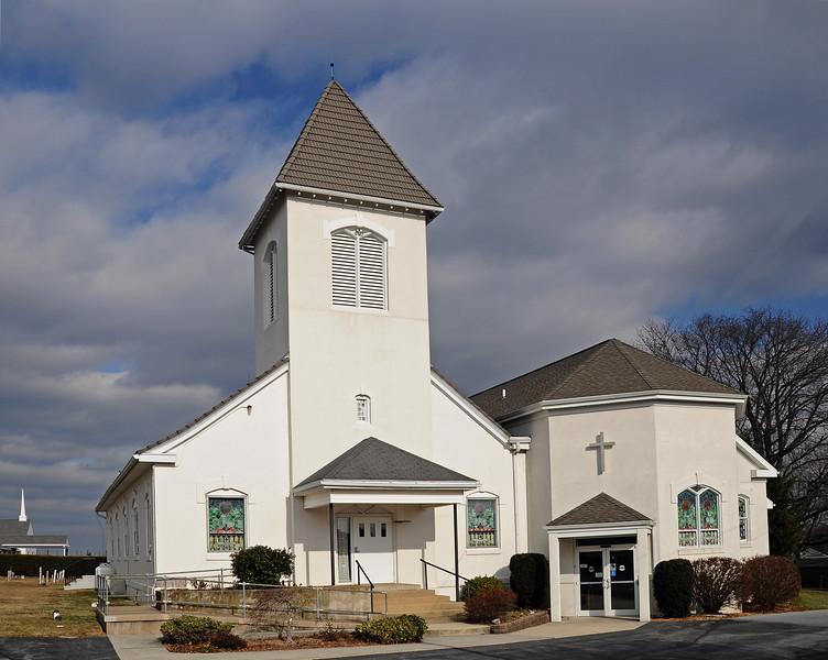 New Jerusalem Evangelical Lutheran Church - New Jerusalem, PA - 2015