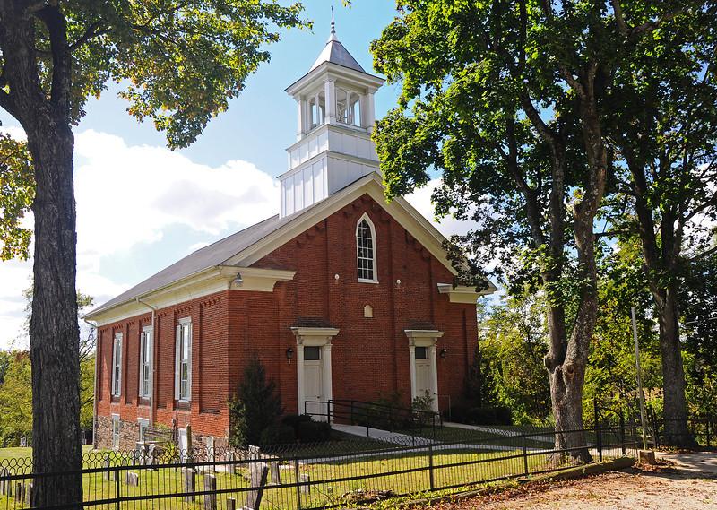 Lower Bermudian Lutheran Church - Adams County, PA - 2012