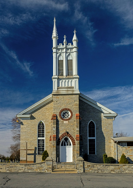 Becker's-St. Peter's Lutheran Church - Molltown, PA - 2016